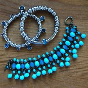 3 bracelets by Chico